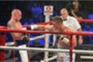 carl froch column: nick blackwell has tremendous bravery and i...