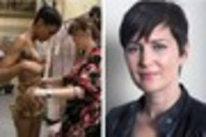 a look at the career of carmarthenshire fashion designer jayne...