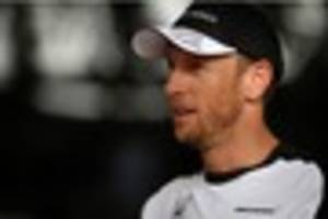 f1: jenson button chuffed with bahrain gp start and team progress...