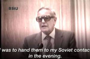 double agent and traitor kim philby's treachery revealed in secret footage