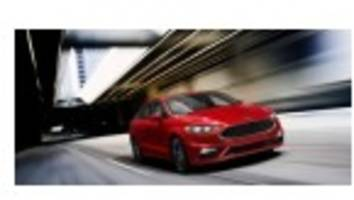 tired of traffic? new ford fusion offers technology to make the car stop and go on its own to ease stressful commutes