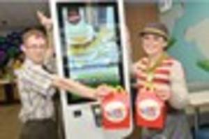 we're lovin' it! 20 jobs created after major mcdonald's refurb