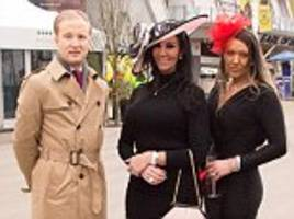 etiquette expert william hanson heads to ladies day to work out who got it right (and who got it very wrong)
