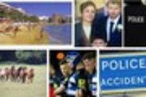 Most shared stories - Boy, 4, drowns; missing Swindon family;...