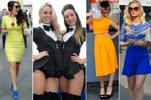 ladies day at aintree: live updates on the fashion, style, gossip.. and racing