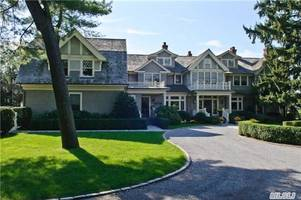 Wow House Colonial Garden City Home With 39 Man Cave 39 One News Page