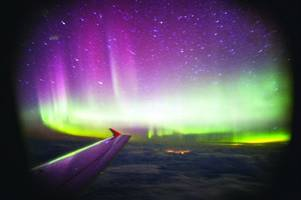 a stellar trip: discovering the northern lights from above