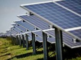 The Solar Panels That Work Come Rain Or Shine Power Cells