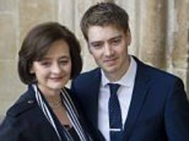 cherie blair and son euan saved thousands in tax after buying a string of flats