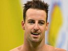 james magnussen misses out on individual events at rio olympics