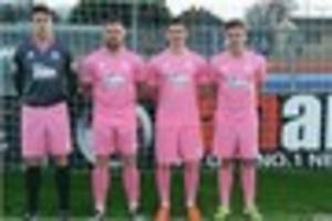 chelmsford city news: city to swap claret for pink for charity on...
