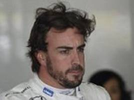 fernando alonso cleared to race in chinese gp after coming through practice session