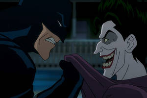 'batman: the killing joke' will be dc's first rated-r movie