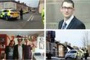 Five arrests after armed robberies and four other stories Burton...