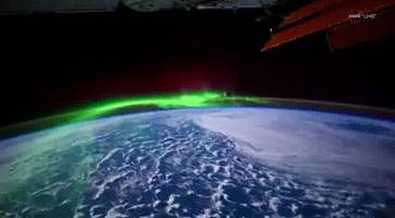 video: timelapse - aurora borealis and aurora australis seen from international space station