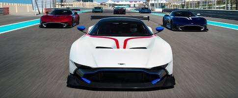 aston martin vulcan road conversion kit confirmed by chief exec andy palmer
