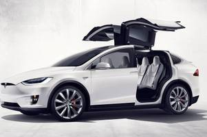broken wings: quality issues surface in early tesla model x builds
