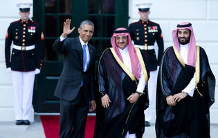 obama arrives in saudi arabia to reassure his close ally that nothing has changed