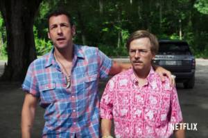 this new adam sandler movie looks like it could be okay, or even fine!
