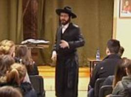 rabbi in poland turns out to be a catholic cook in disguise