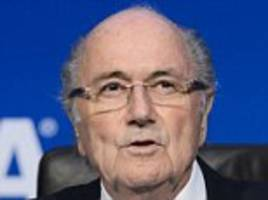 former fifa president sepp blatter insists he has not been contacted by fbi over corruption allegations