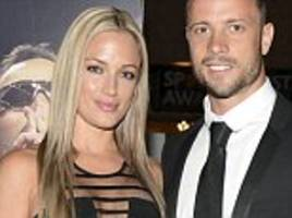 revealed: pistorius 'redressed' reeva's naked body after shooting her dead... and the mystery of the tape and black bin bags at murder scene