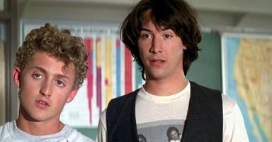 Bill And Ted Return For Third Movie