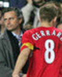 revealed: steven gerrard's wish for man utd target jose mourinho to manage liverpool