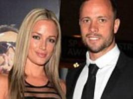 oscar pistorius 'redressed' reeva's naked body after shooting her dead, new book claims