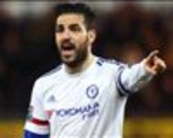 fabregas closes in on lampard in all-time assists table