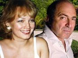 girl about town: russian oligarch's £200million ex-wife 'too broke' to pay her gardener