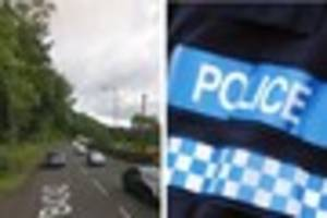 Neath road to be closed 'for some hours' after serious crash
