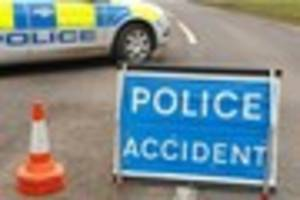 Major Somerset route closed both ways due to crash