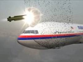 was mh17 shot down by a ukrainian fighter jet?