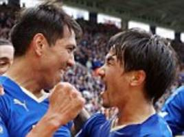 Leicester City 4-0 Swansea: Leonardo Ulloa's double inspires Premier League leaders to emphatic win as they close in on title
