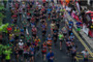 London Marathon 2016: Cornwall's runners taking part in today's...
