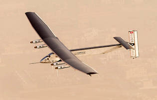 Solar-Powered Plane Makes History, Finishes First Pacific Crossing