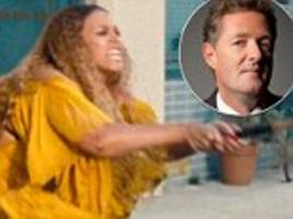 PIERS MORGAN: Jay-Z's not the only one who needs to be nervous about Beyonce, the born-again-black woman with a political mission