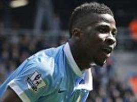 kelechi iheanacho has a better minute-to-goal ratio than cristiano ronaldo, lionel messi and luis suarez... the manchester city forward is europe's deadliest player