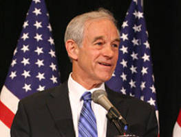 ron paul asks what did fed chairman yellen tell obama?