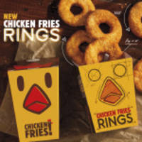 BURGER KING® Restaurants Go All in on Chicken with New Chicken Fries Rings and Return of $1.49 Nuggets Deal