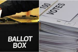 Voting form misprint places Green Party at a disadvantage in election, say leaders