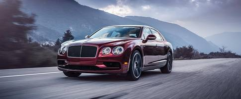 Bentley Unveils Limited Edition Mulsanne in Beijing, Special Bentayga Joins It