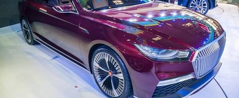 the hongqi b-concept is not a dictator's audi in beijing