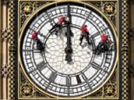 Big Ben's famous chimes to fall silent for months while £30MILLION worth of repair work is carried out