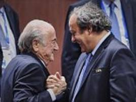 sepp blatter to be called as a witness in michel platini's appeal against fifa ban
