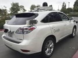 Google, Ford, Uber join coalition to further self-driving cars