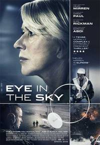 MOVIE REVIEW: Eye In The Sky