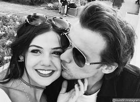 Louis Tomlinson Confirms Danielle Campbell Relationship With This PDA Photo