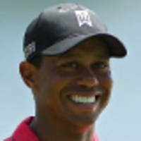 woods feels good after first holes of the year